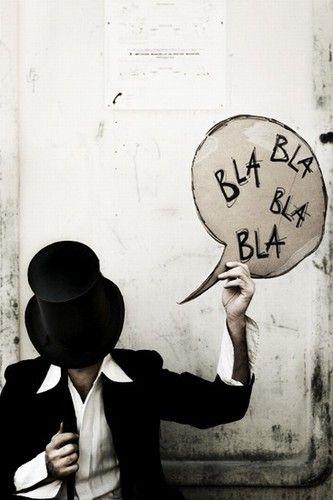 Bla bla blog
